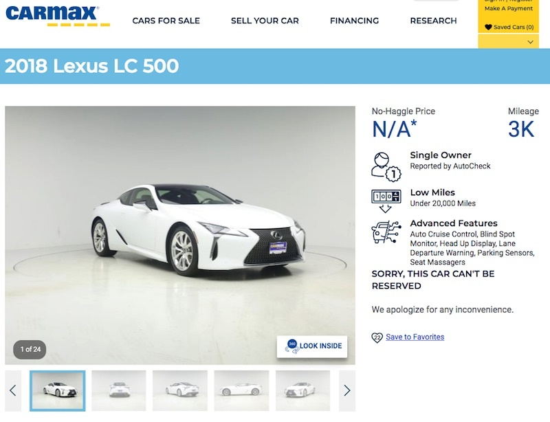 How Carmax S Used Car Prices Compare To Kelley Blue Book