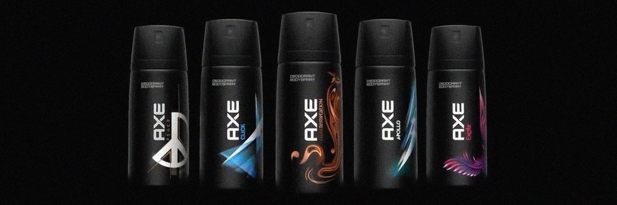 AXE body spray and deodorant is fading, according to social media ...